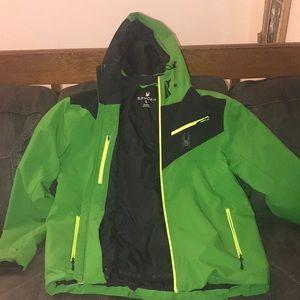 Spyder challenger jacket